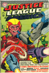 JUSTICE LEAGUE of AMERICA #050 © December 1966 DC Comics