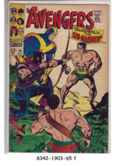 The Avengers #040 © May 1967 Marvel Comics