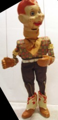 Howdy Doody Marionette © 1950s Peter Puppet