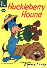 Huckleberry Hound #10 © March-April 1961 Dell