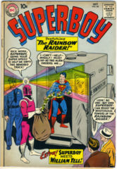 SUPERBOY #084 © October 1960 DC Comics