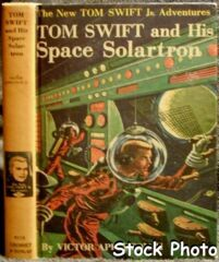Tom Swift and His Space Solartron #13 © 1958 Victor Appleton II