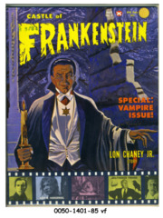 Castle of Frankenstein #04 © 1964 Gothic Castle