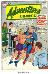 ADVENTURE COMICS #273 © 1960 DC Comics