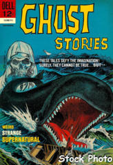 Ghost Stories #20 © November 1967 Dell