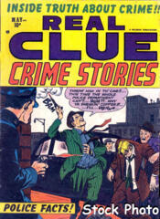 Real Clue Crime Stories v8#3 © May 1953 Hillman