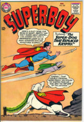 SUPERBOY #109 © December 1963 DC Comics