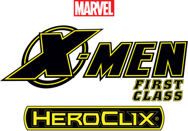 Marvel HeroClix: X-Men First Class Fast Forces © 2017