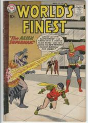 World's Finest Comics #105 © November 1959 DC Comics