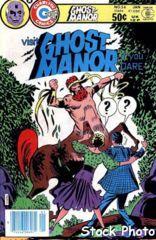 Ghost Manor v2#54 © January 1981 Charlton
