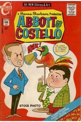 Abbott & Costello #22 © 1971 Charlton