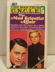 MAN FROM U.N.C.L.E BOOK 5