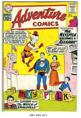 ADVENTURE COMICS #286 © 1961 DC Comics