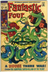 Fantastic Four #088 © July 1969 Marvel Comics