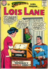 SUPERMAN'S GIRL FRIEND LOIS LANE #044 © October 1963 DC Comics