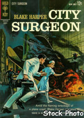 City Surgeon #1 © August 1963 Gold Key