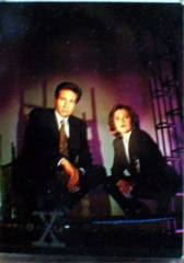 X-FILES CARD SET Series 2 © 1996 Topps