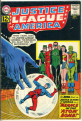 JUSTICE LEAGUE of AMERICA #014 © 1962 DC Comics