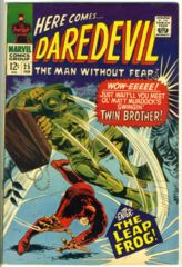 DAREDEVIL #025 © 1967 Marvel Comics
