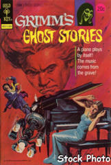 Grimm's Ghost Stories #12 © September 1973 Gold Key