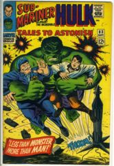 Tales to Astonish #083 © September 1966 Marvel Comics