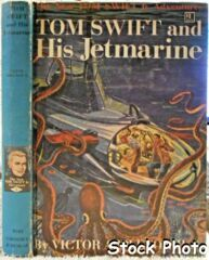 TOM SWIFT and his JETMARINE #2 © 1954 Blue Back