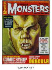 Famous Monsters of Filmland #049 © May 1968 Warren Publishing