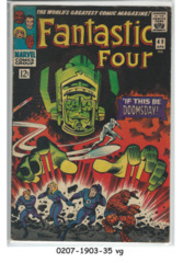 Fantastic Four #049 © April 1966 Marvel Comics
