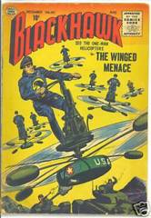 BLACKHAWK v1#107 © December 1956 Quality Comics