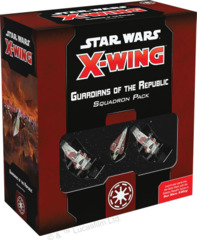 Star Wars X-Wing: 2nd Edition - Guardians of the Republic Squadron Pack © 2019