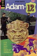 Adam-12 #10 © 1975 Gold Key