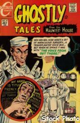 Ghostly Tales #067 © July 1968 Charlton