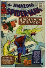 Amazing Spider-Man #024 © May 1965 Marvel Comics