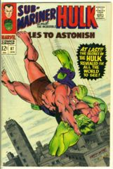 Tales to Astonish #087 © January 1967 Marvel Comics