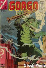 Gorgo #21 © December 1964 Charlton