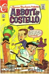 Abbott & Costello #12 © 1969 Charlton