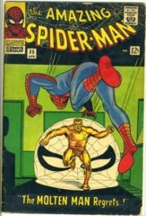 Amazing Spider-Man #035 © April 1966 Marvel Comics