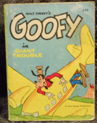 Walt Disney's, Goofy in Giant Trouble © 1968 Big Little Books