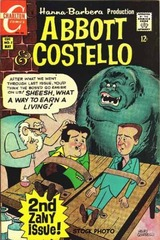 Abbott & Costello #02 © 1968 Charlton