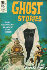 Ghost Stories #28 © April 1971 Dell