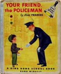 Ding Dong School YOUR FRIEND, THE POLICEMAN © 1953