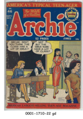 Archie Comics #046 © September-October 1950
