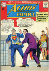 ACTION COMICS #297 © 1963 DC Comics