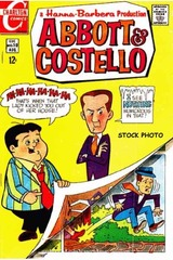 Abbott & Costello #10 © 1969 Charlton