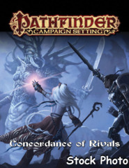 Pathfinder Campaign Settings - ElseWhere Comics