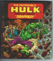 Hulk Pop-Up Book: Trapped © 1982 Marvel
