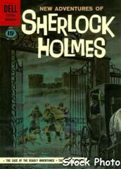 New Adventures of Sherlock Holmes © March-May 1961 Dell Four Color #1169