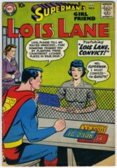 SUPERMAN'S GIRL FRIEND LOIS LANE #006 © January 1959 DC Comics