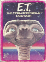 E.T. the Extra-Terrestrial Card Game © 1982 Parker Brothers 756