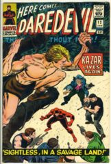 DAREDEVIL #012 © 1966 Marvel Comics